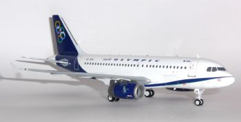 Airbus A319 Olympic Airlines Inflight 200 Metal Model Scale 1:200 IF3192C0519 E